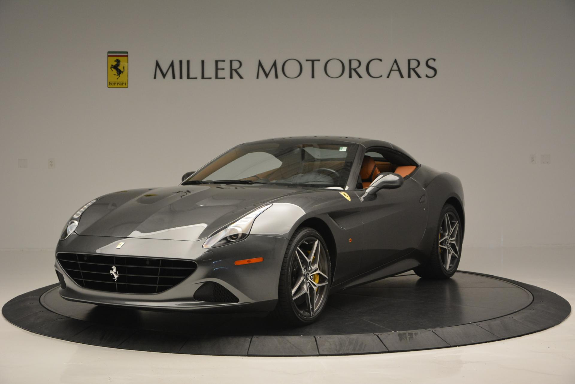 Used 2015 Ferrari California T  For Sale In Westport, CT 538_p13