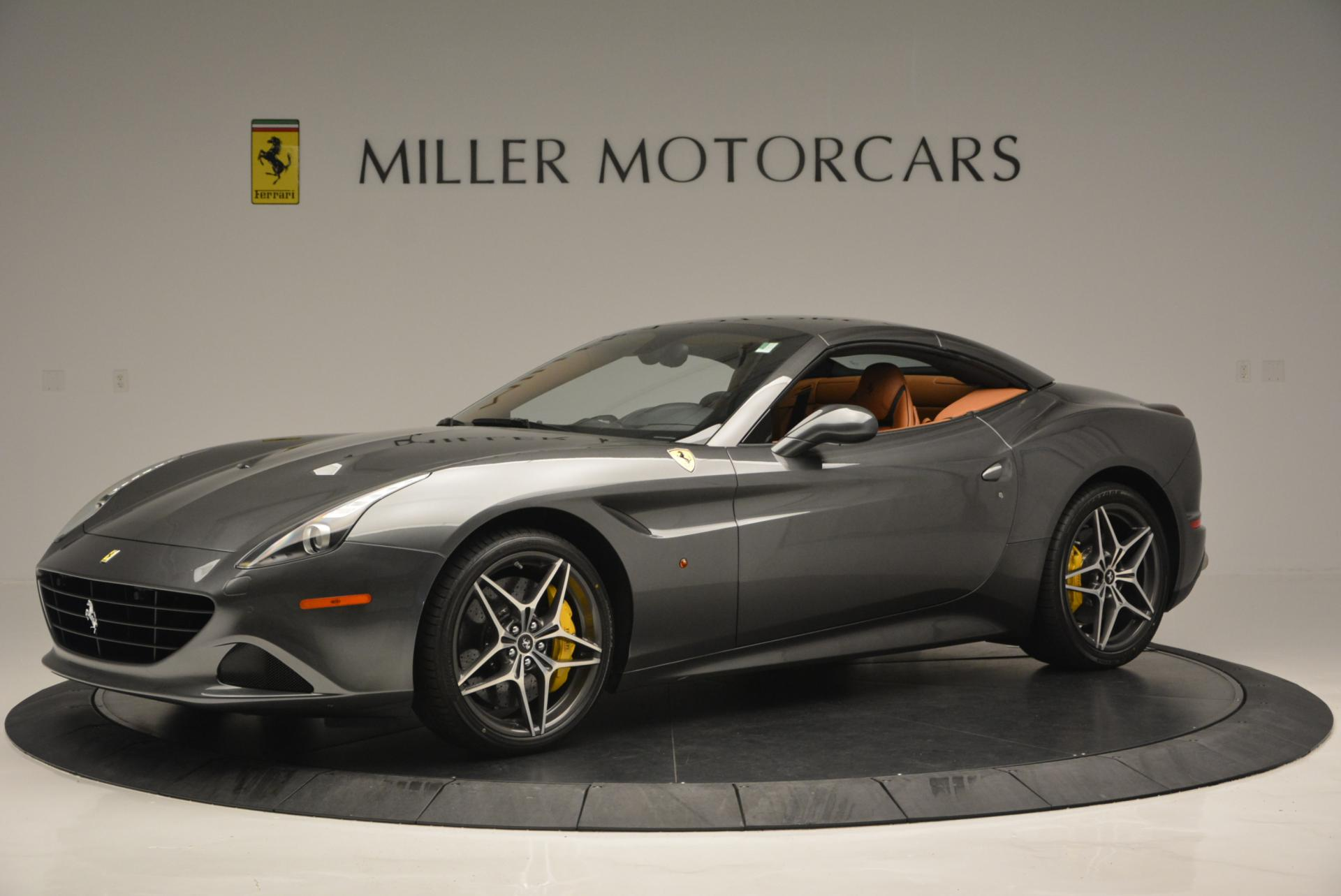 Used 2015 Ferrari California T  For Sale In Westport, CT 538_p14