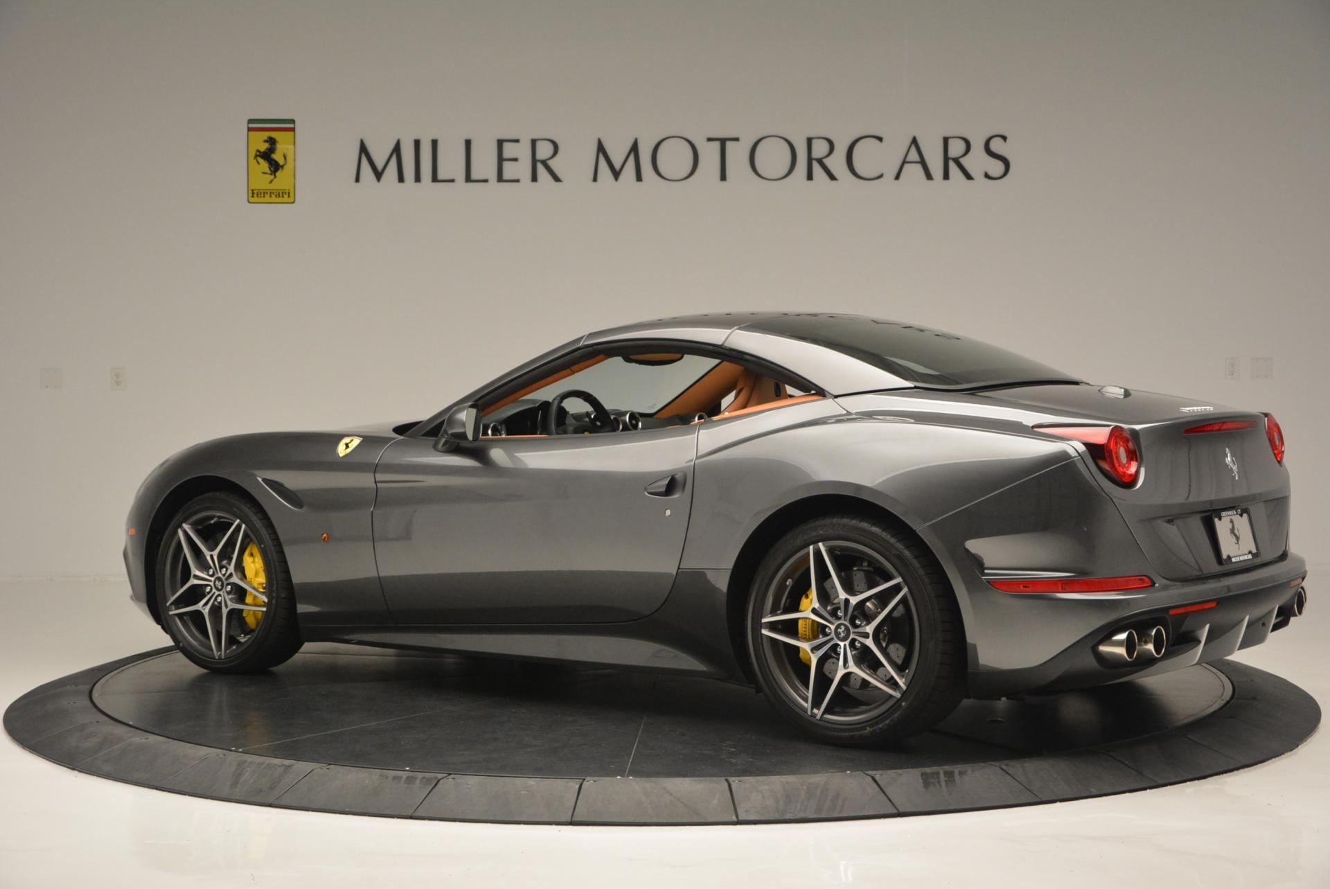 Used 2015 Ferrari California T  For Sale In Westport, CT 538_p16