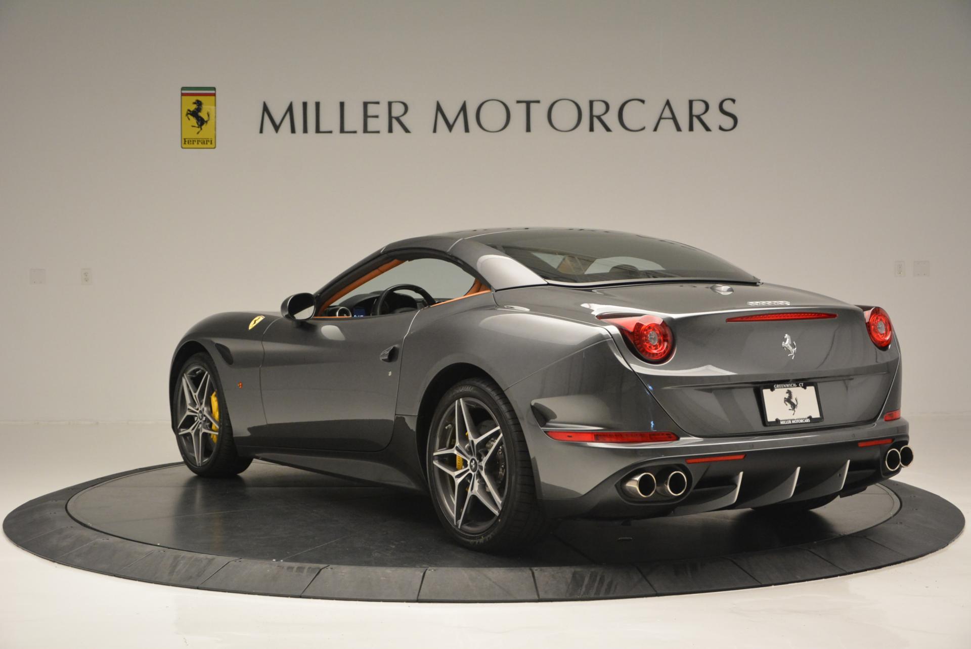 Used 2015 Ferrari California T  For Sale In Westport, CT 538_p17