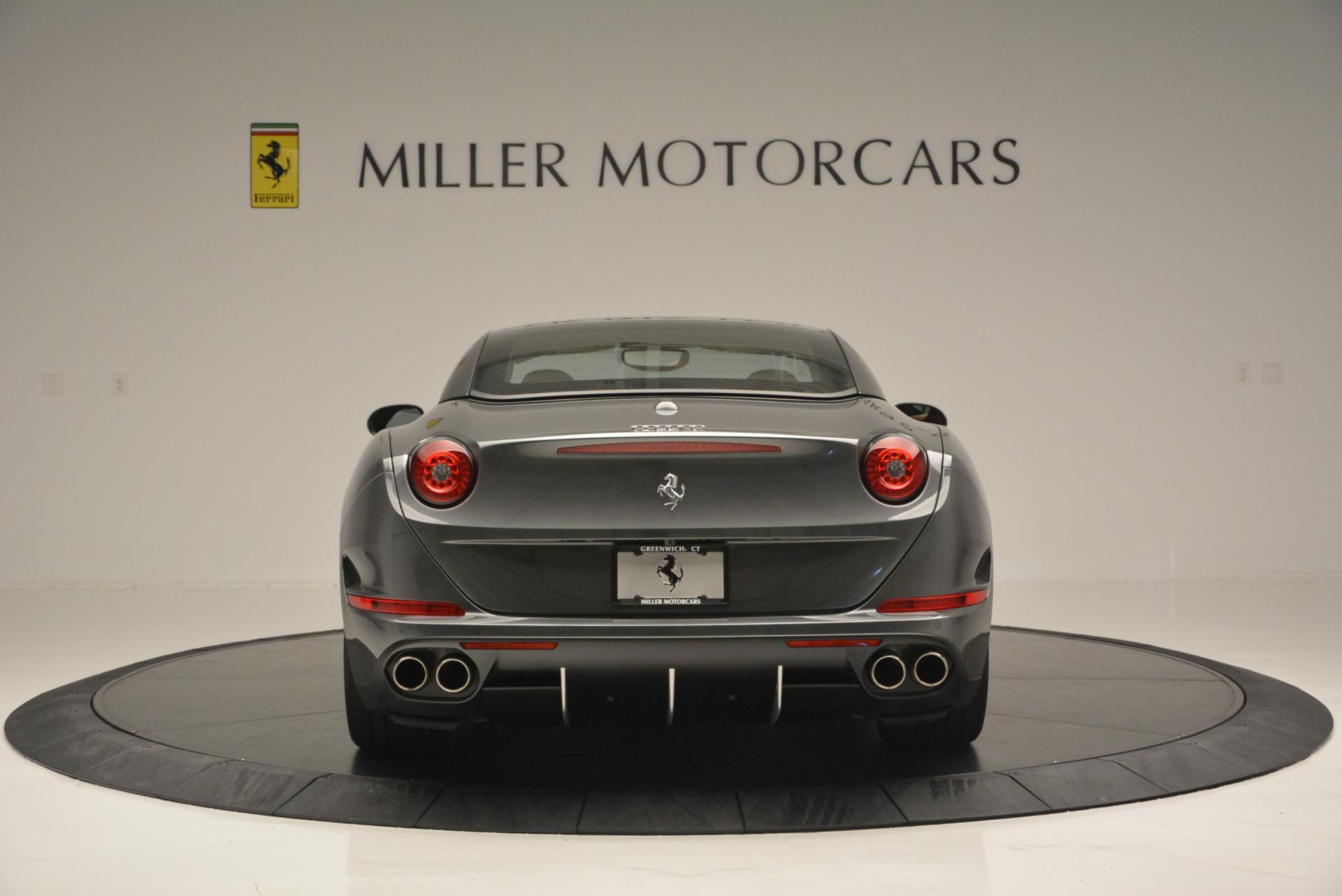 Used 2015 Ferrari California T  For Sale In Westport, CT 538_p18