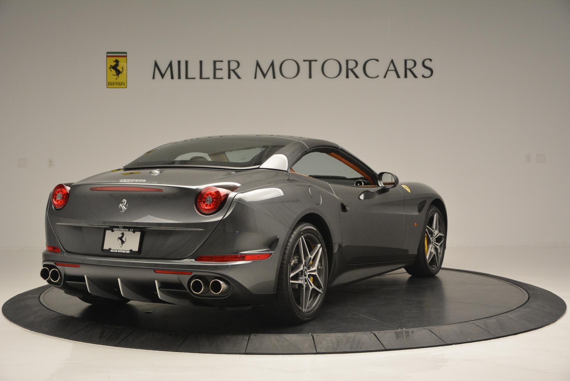 Used 2015 Ferrari California T  For Sale In Westport, CT 538_p19