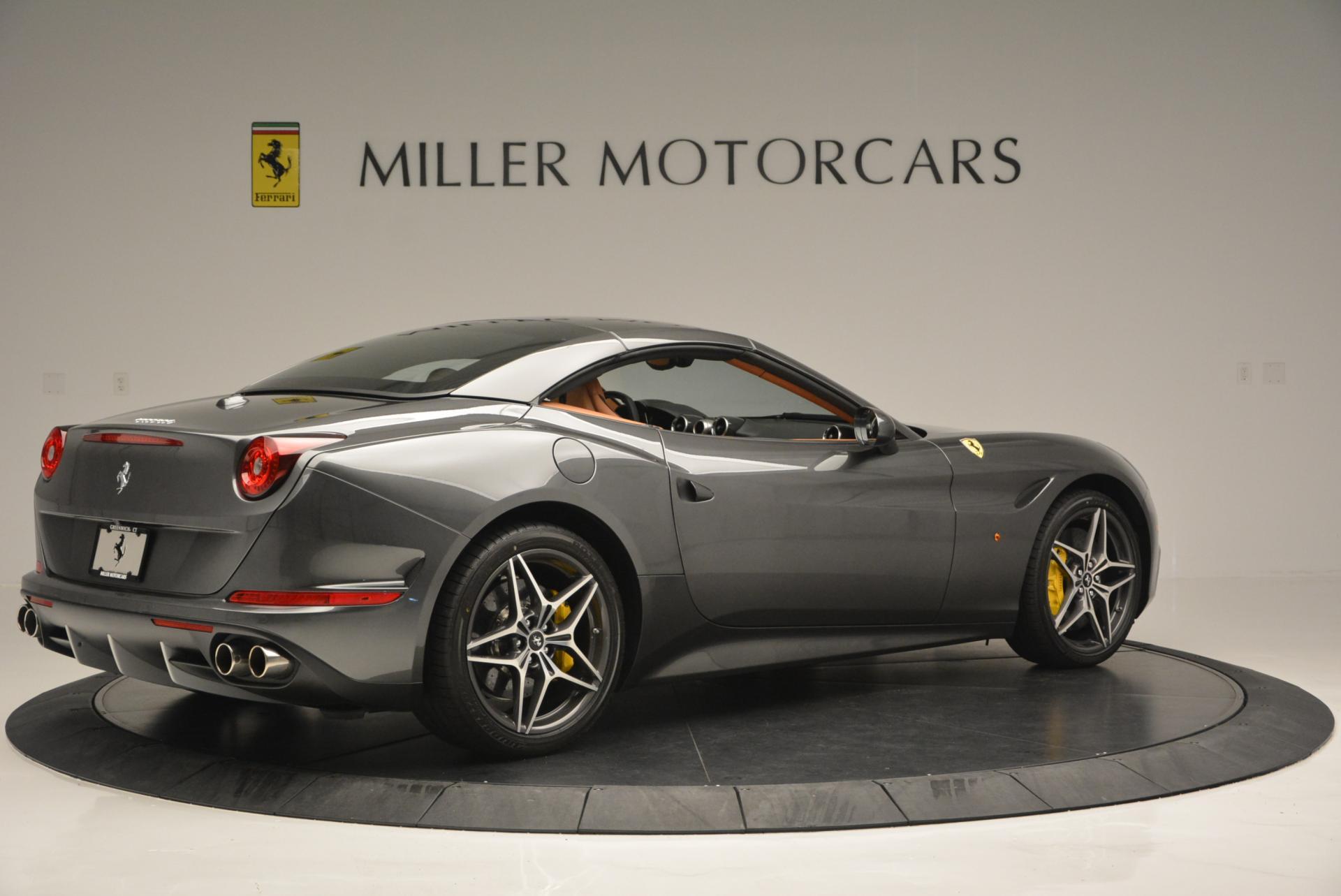 Used 2015 Ferrari California T  For Sale In Westport, CT 538_p20