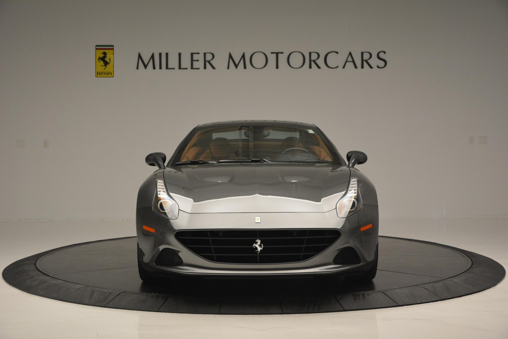 Used 2015 Ferrari California T  For Sale In Westport, CT 538_p24