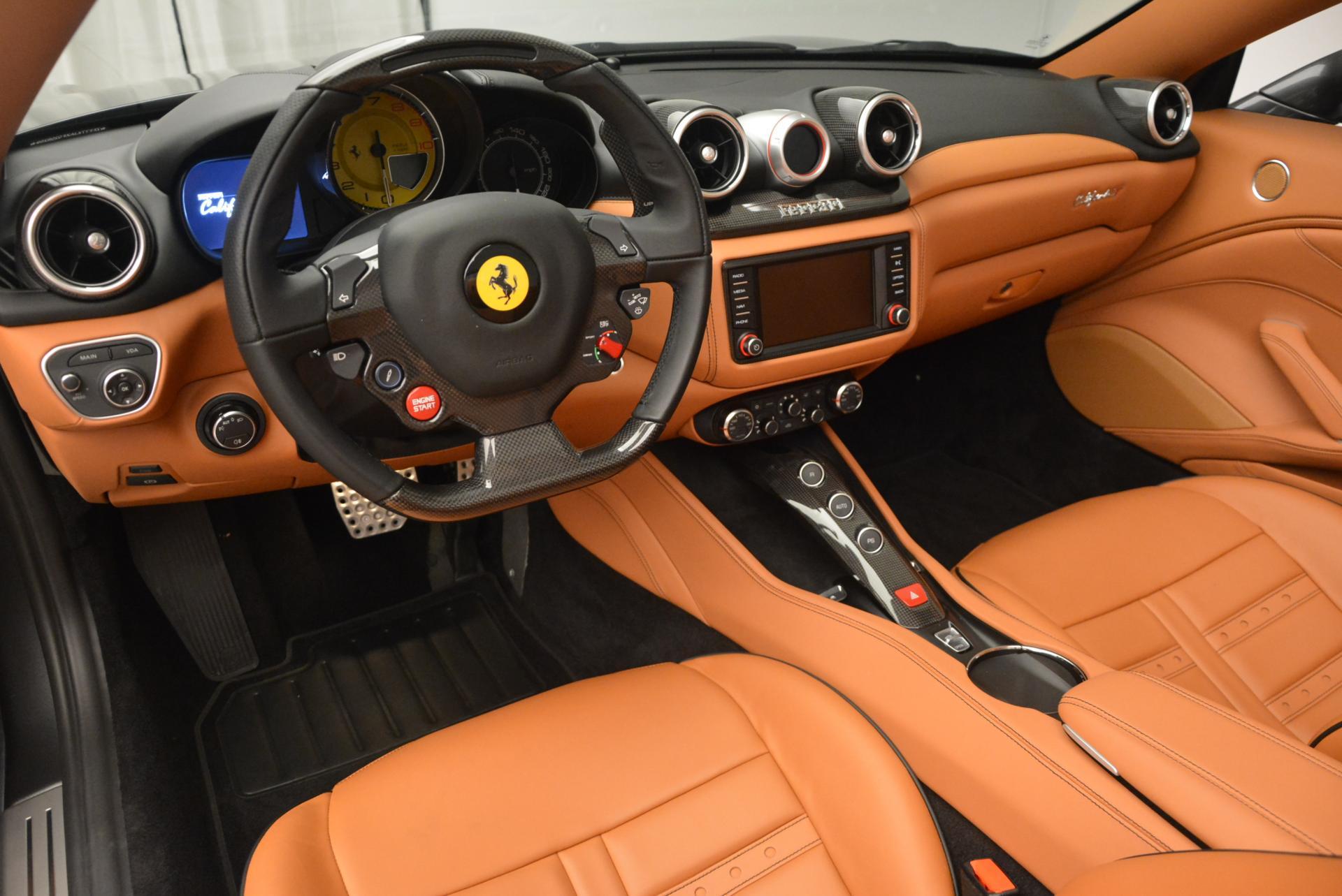 Used 2015 Ferrari California T  For Sale In Westport, CT 538_p25