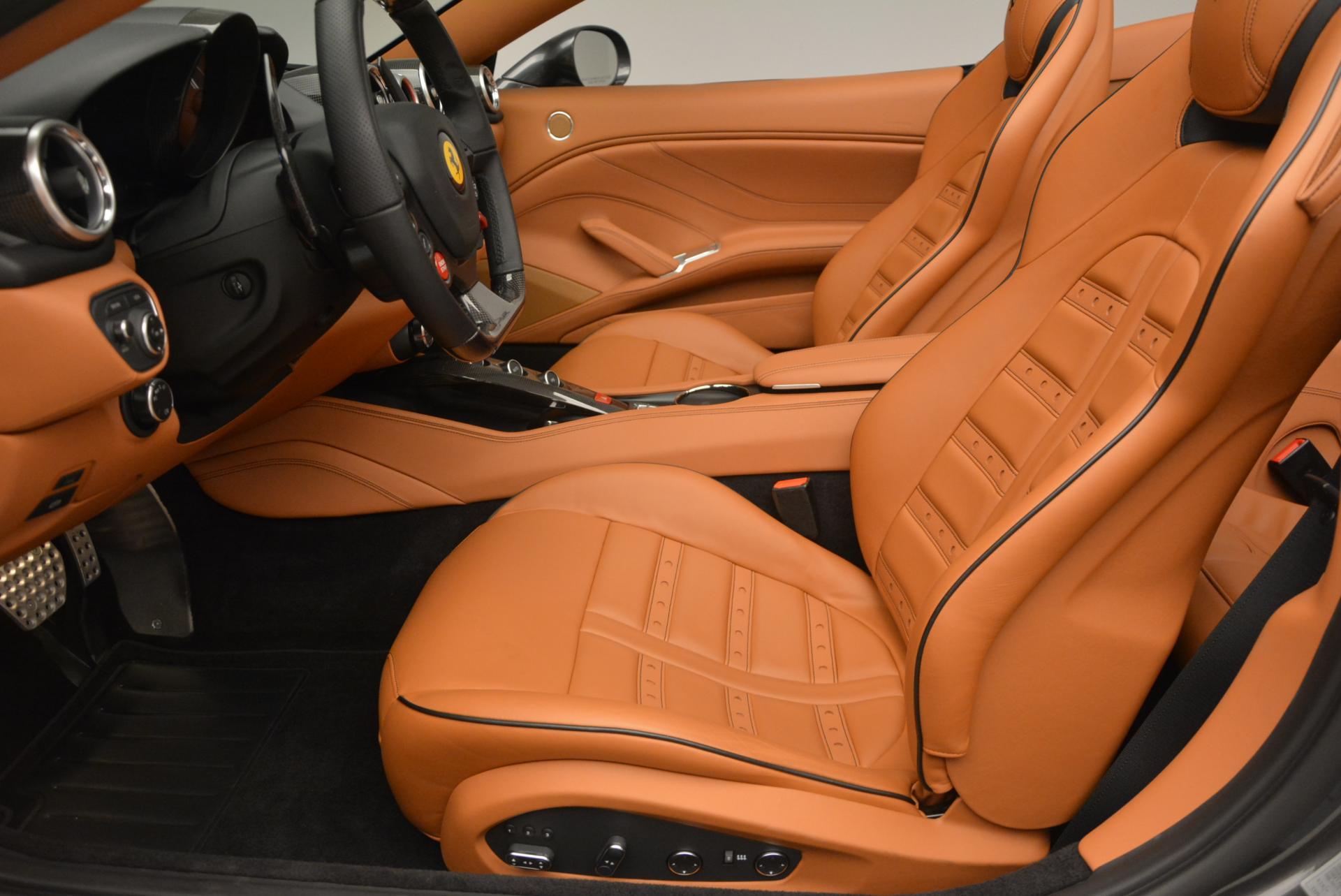 Used 2015 Ferrari California T  For Sale In Westport, CT 538_p26