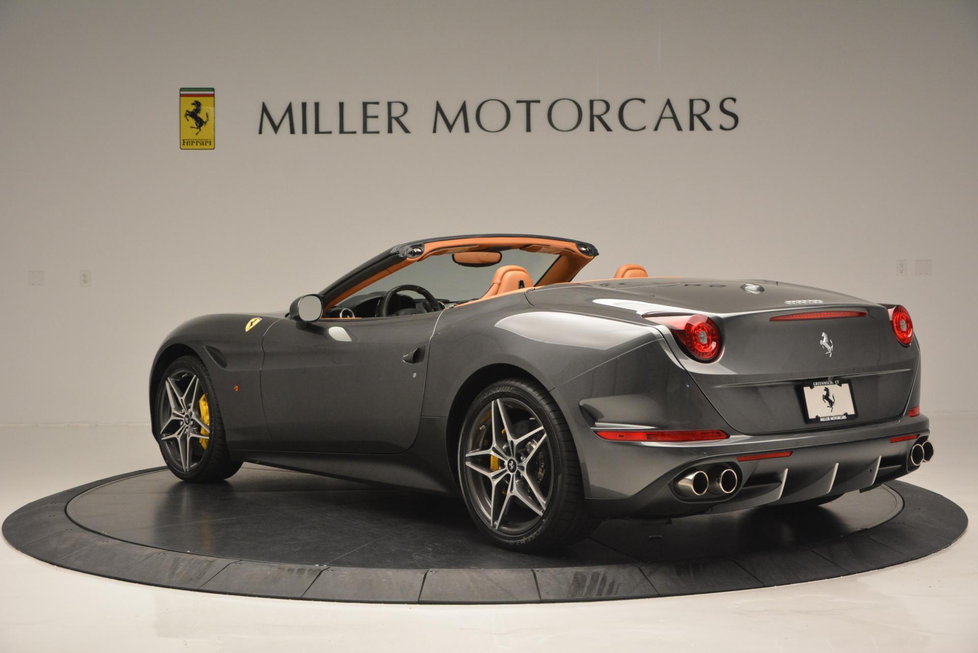 Used 2015 Ferrari California T  For Sale In Westport, CT 538_p5