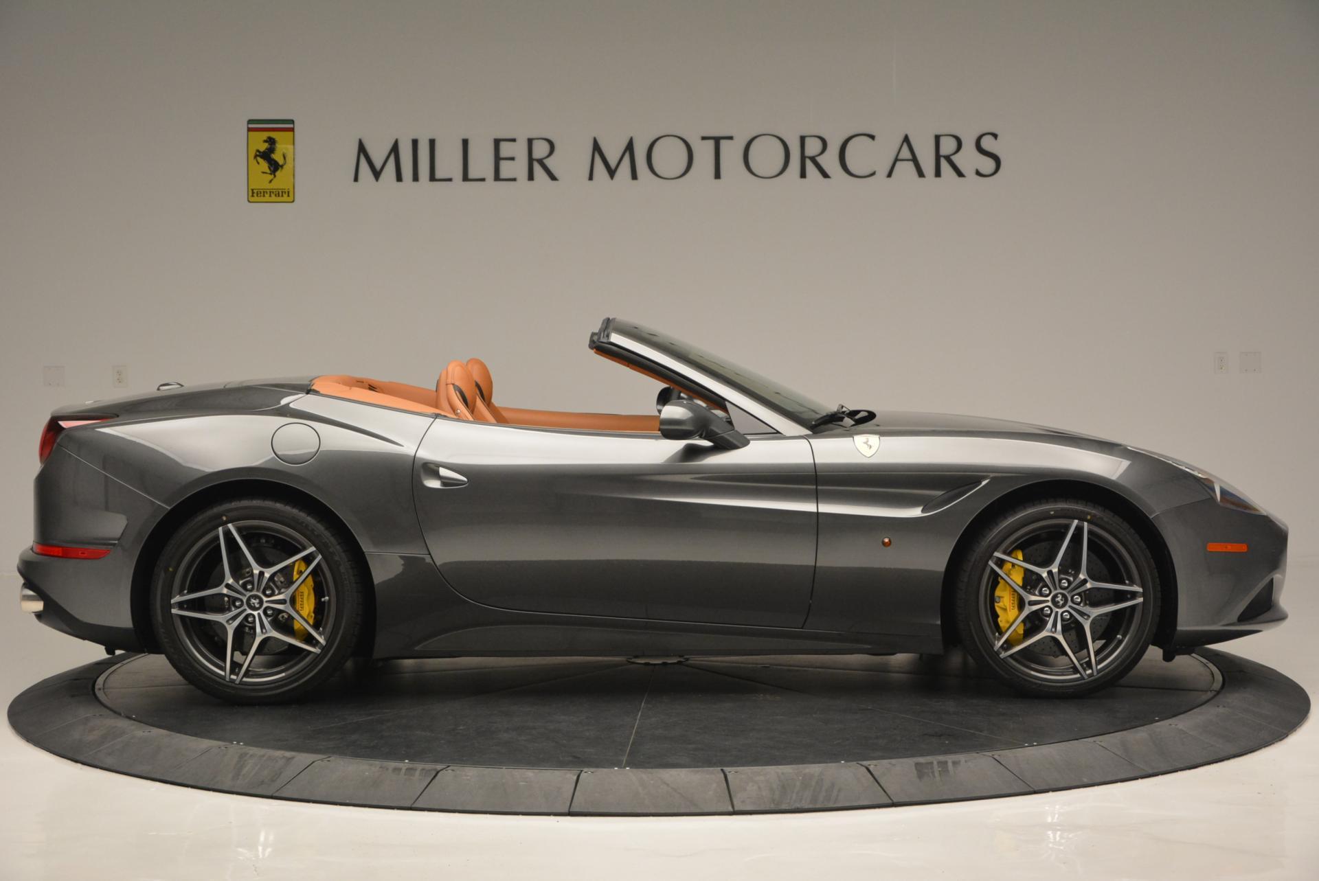 Used 2015 Ferrari California T  For Sale In Westport, CT 538_p9