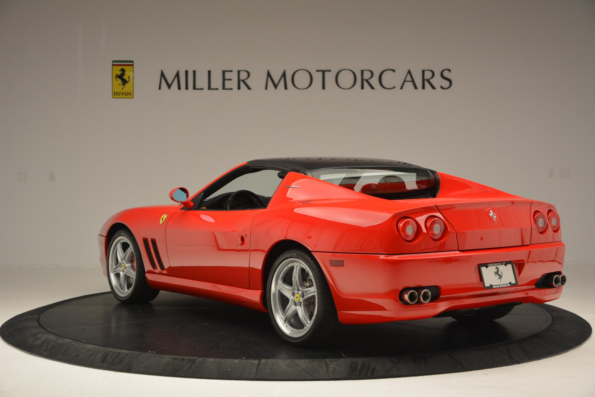Used 2005 Ferrari Superamerica  For Sale In Westport, CT 539_p17