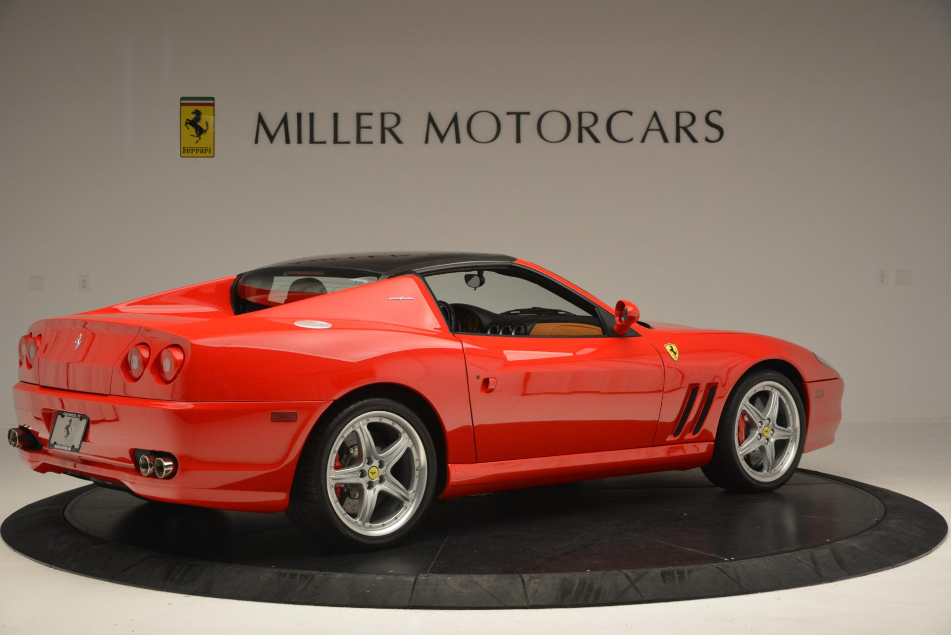 Used 2005 Ferrari Superamerica  For Sale In Westport, CT 539_p20