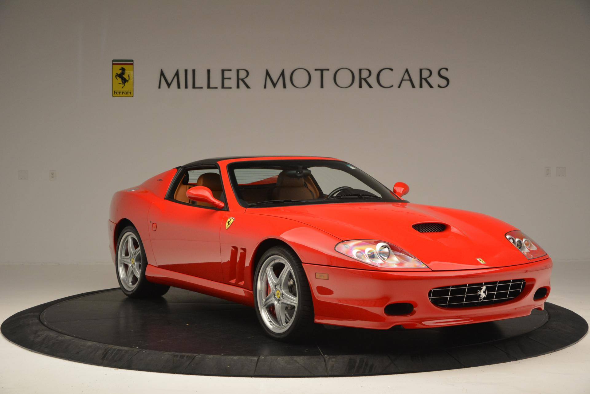 Used 2005 Ferrari Superamerica  For Sale In Westport, CT 539_p23