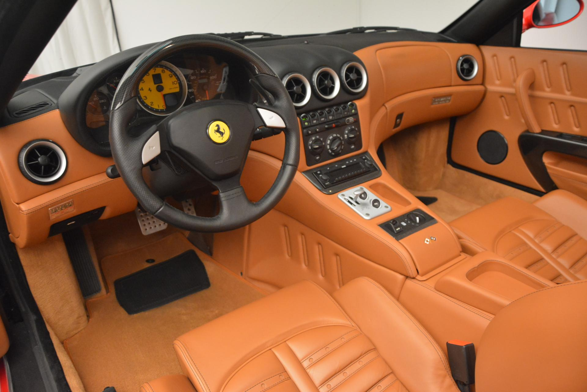 Used 2005 Ferrari Superamerica  For Sale In Westport, CT 539_p25