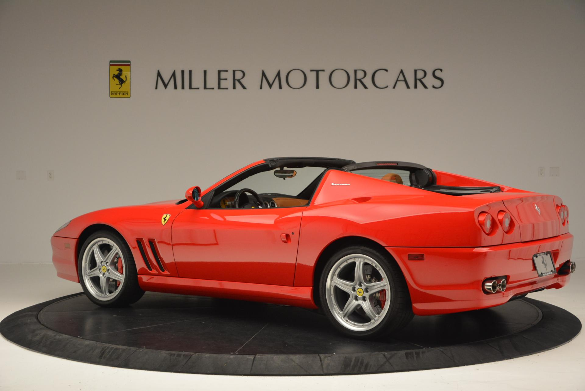 Used 2005 Ferrari Superamerica  For Sale In Westport, CT 539_p4