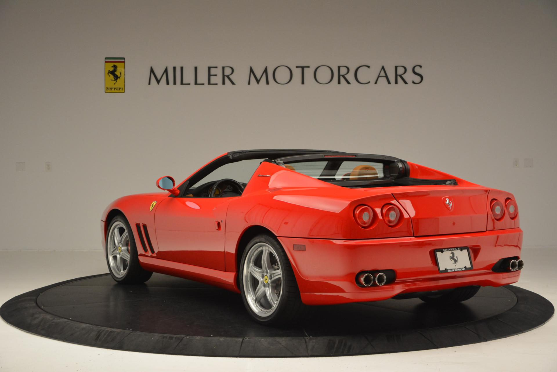 Used 2005 Ferrari Superamerica  For Sale In Westport, CT 539_p5