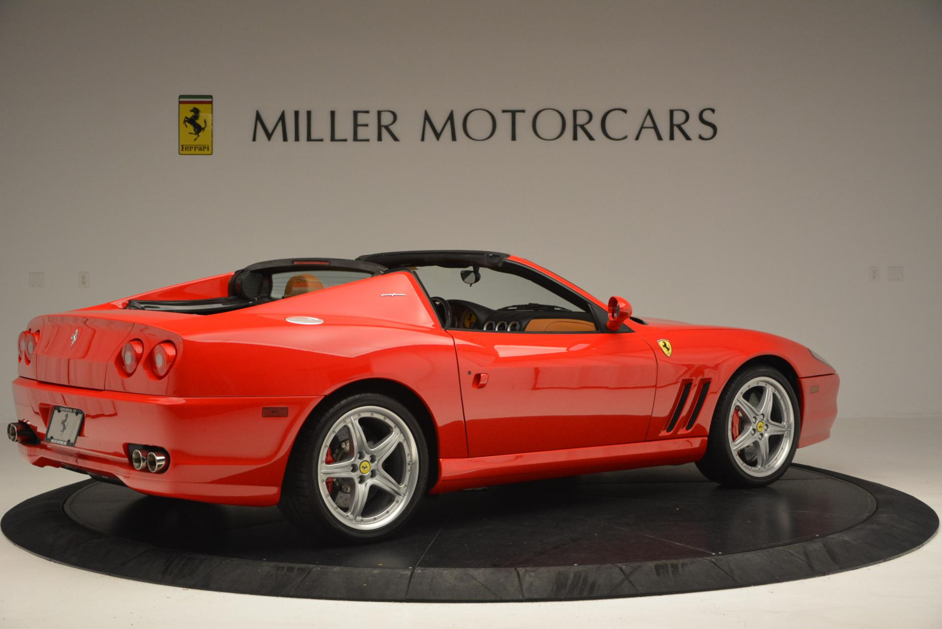 Used 2005 Ferrari Superamerica  For Sale In Westport, CT 539_p8