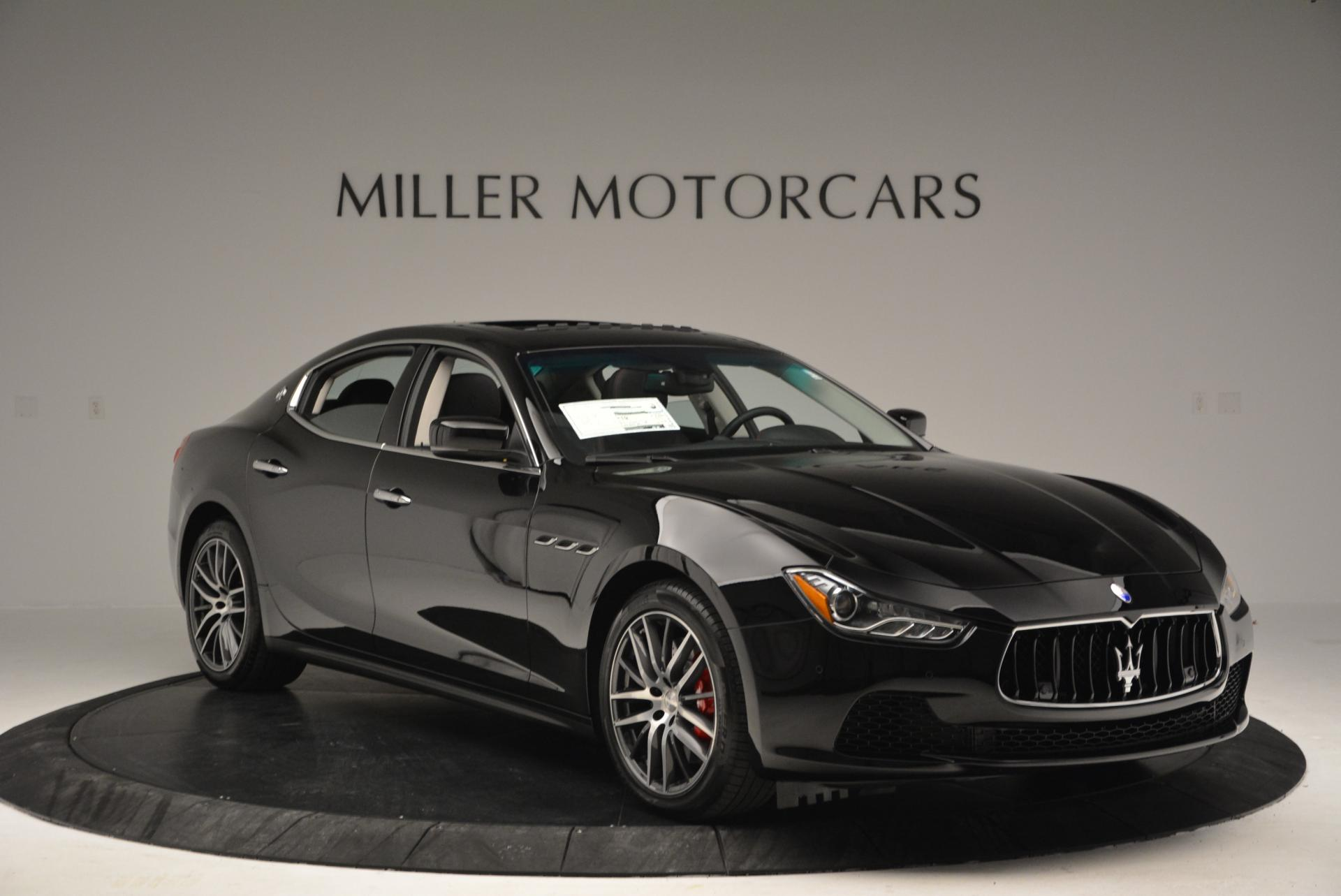 Used 2016 Maserati Ghibli S Q4 For Sale In Westport, CT 54_p11