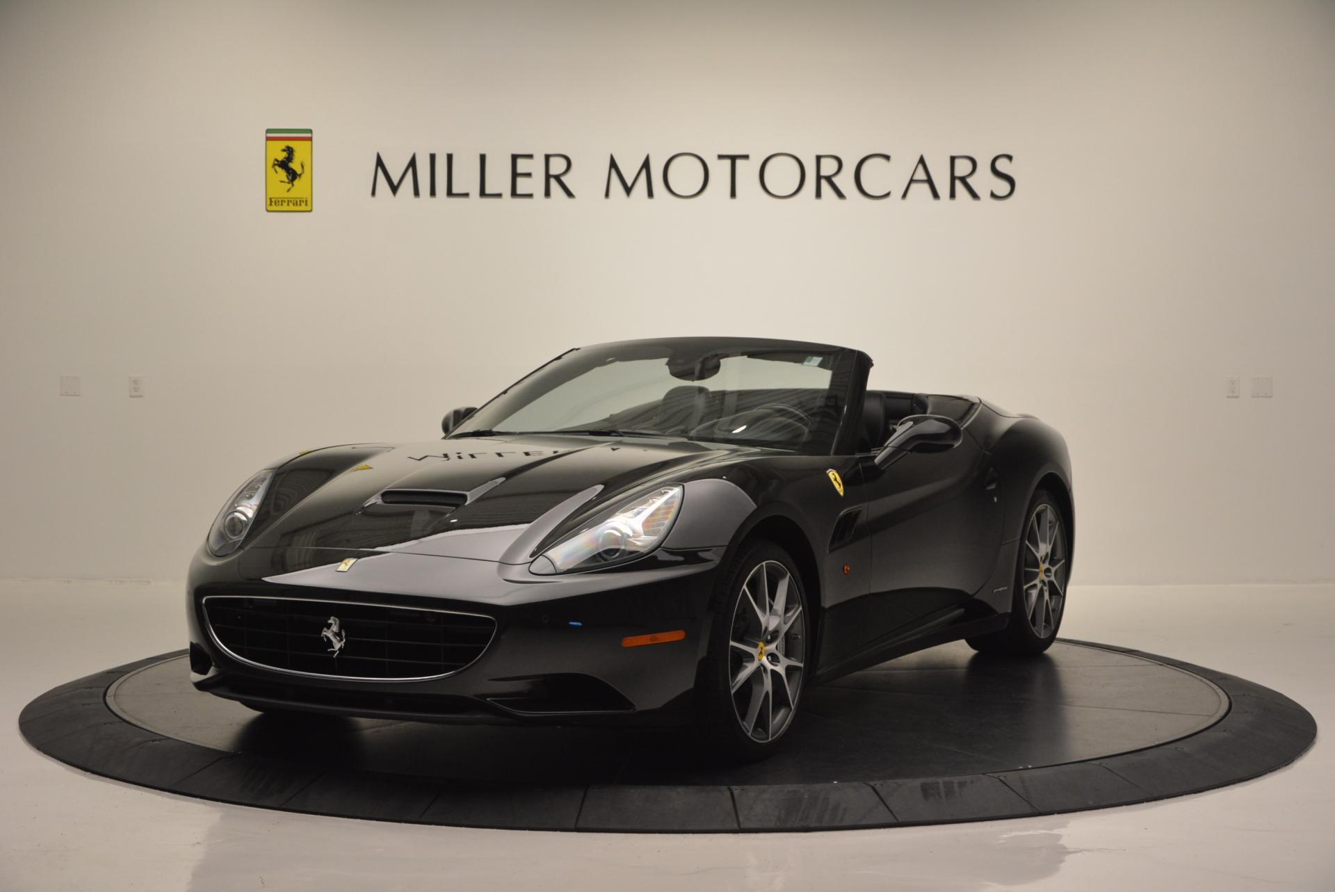 Used 2012 Ferrari California  For Sale In Westport, CT 540_main