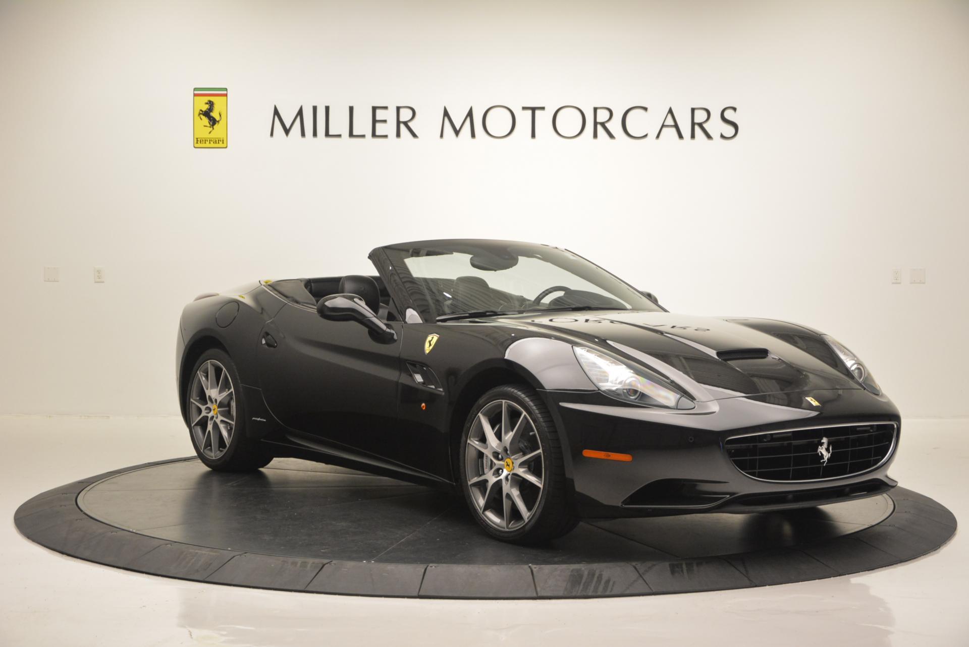 Used 2012 Ferrari California  For Sale In Westport, CT 540_p11