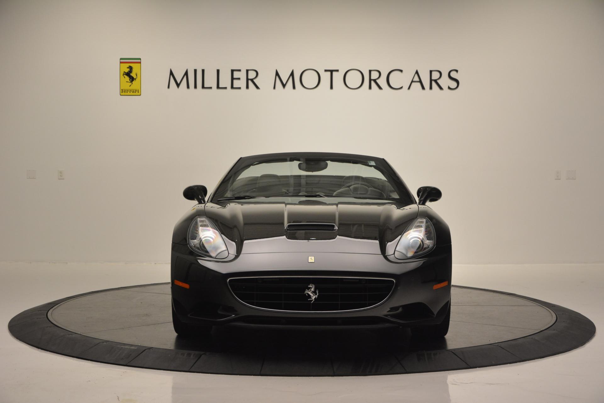 Used 2012 Ferrari California  For Sale In Westport, CT 540_p12