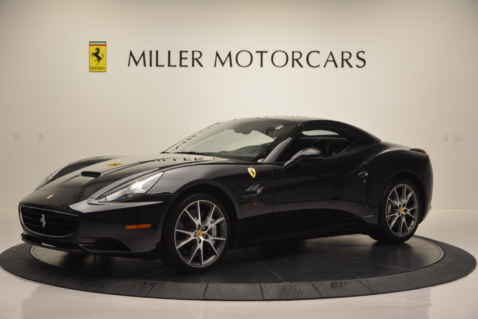 Used 2012 Ferrari California  For Sale In Westport, CT 540_p14
