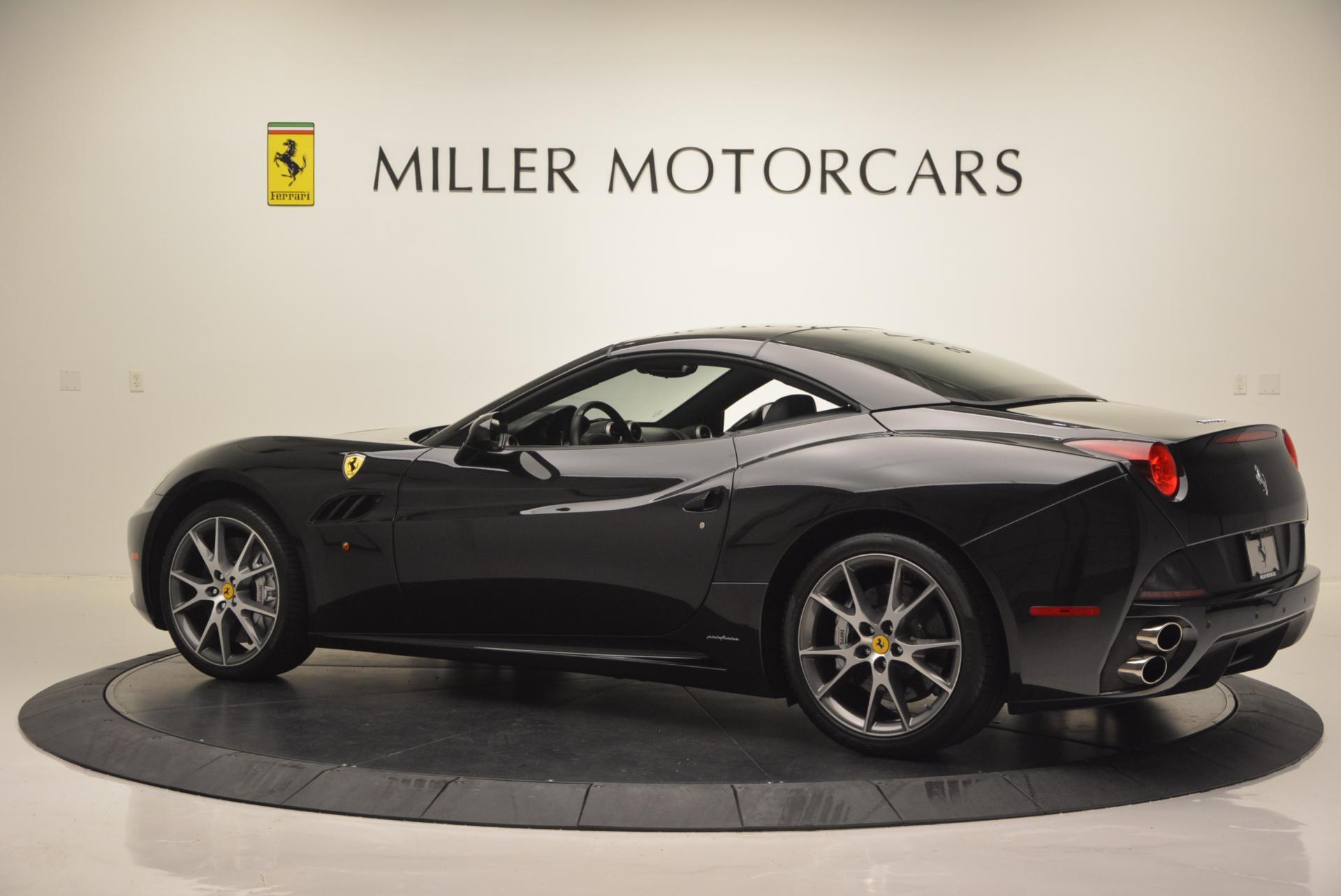 Used 2012 Ferrari California  For Sale In Westport, CT 540_p16