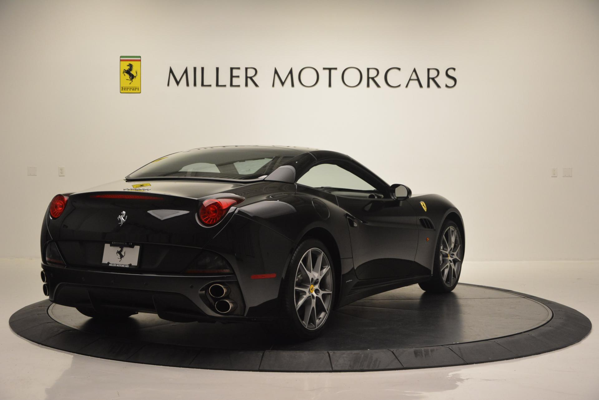 Used 2012 Ferrari California  For Sale In Westport, CT 540_p19