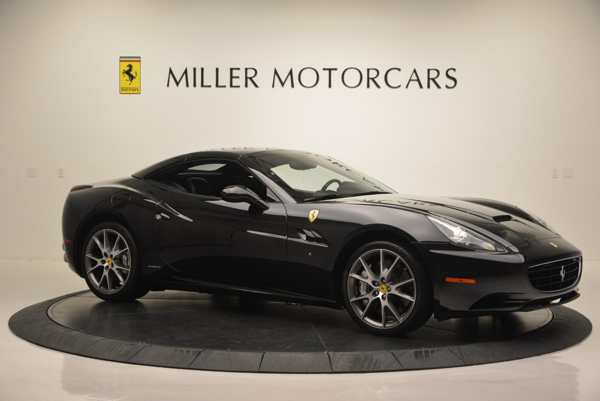 Used 2012 Ferrari California  For Sale In Westport, CT 540_p22