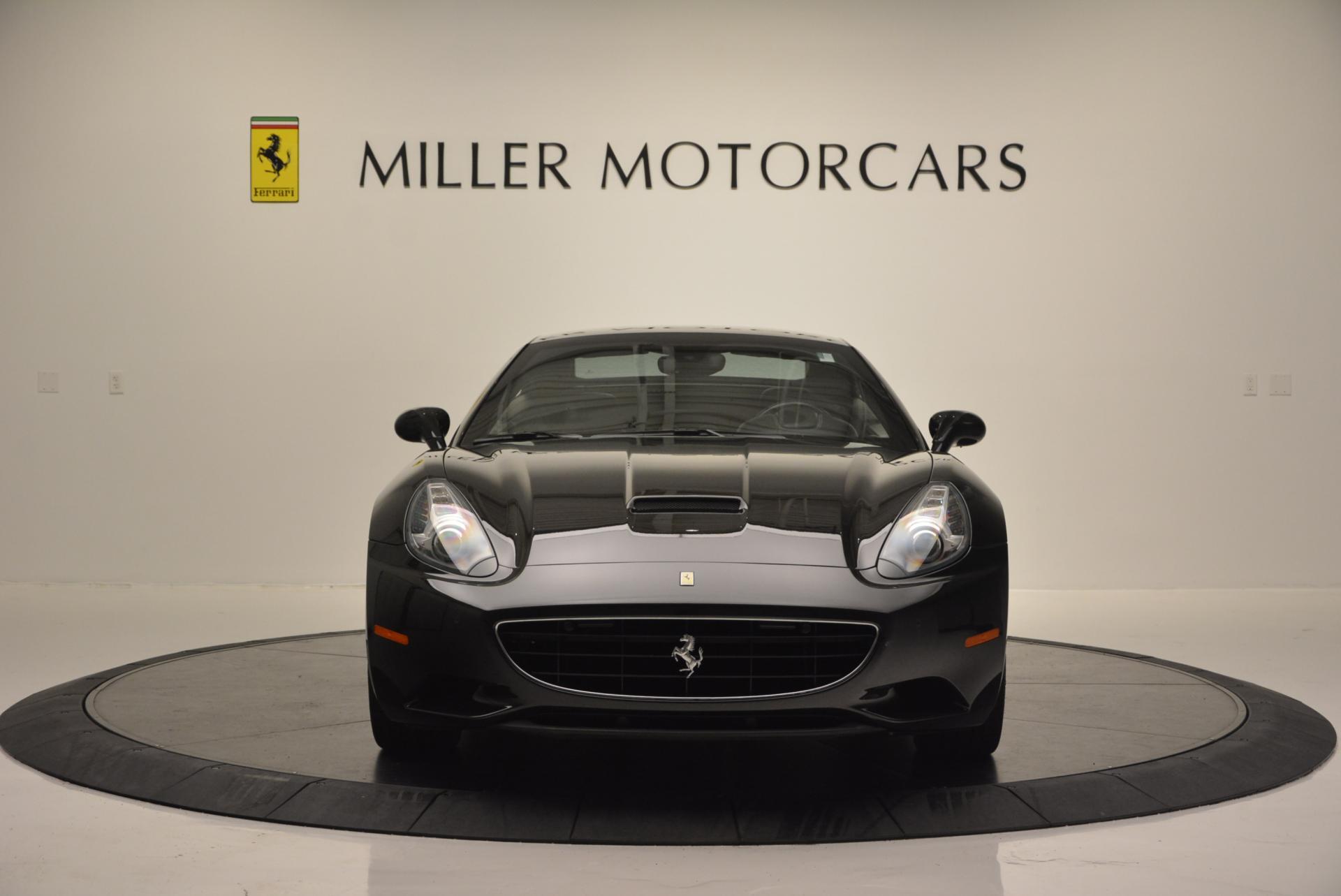 Used 2012 Ferrari California  For Sale In Westport, CT 540_p24