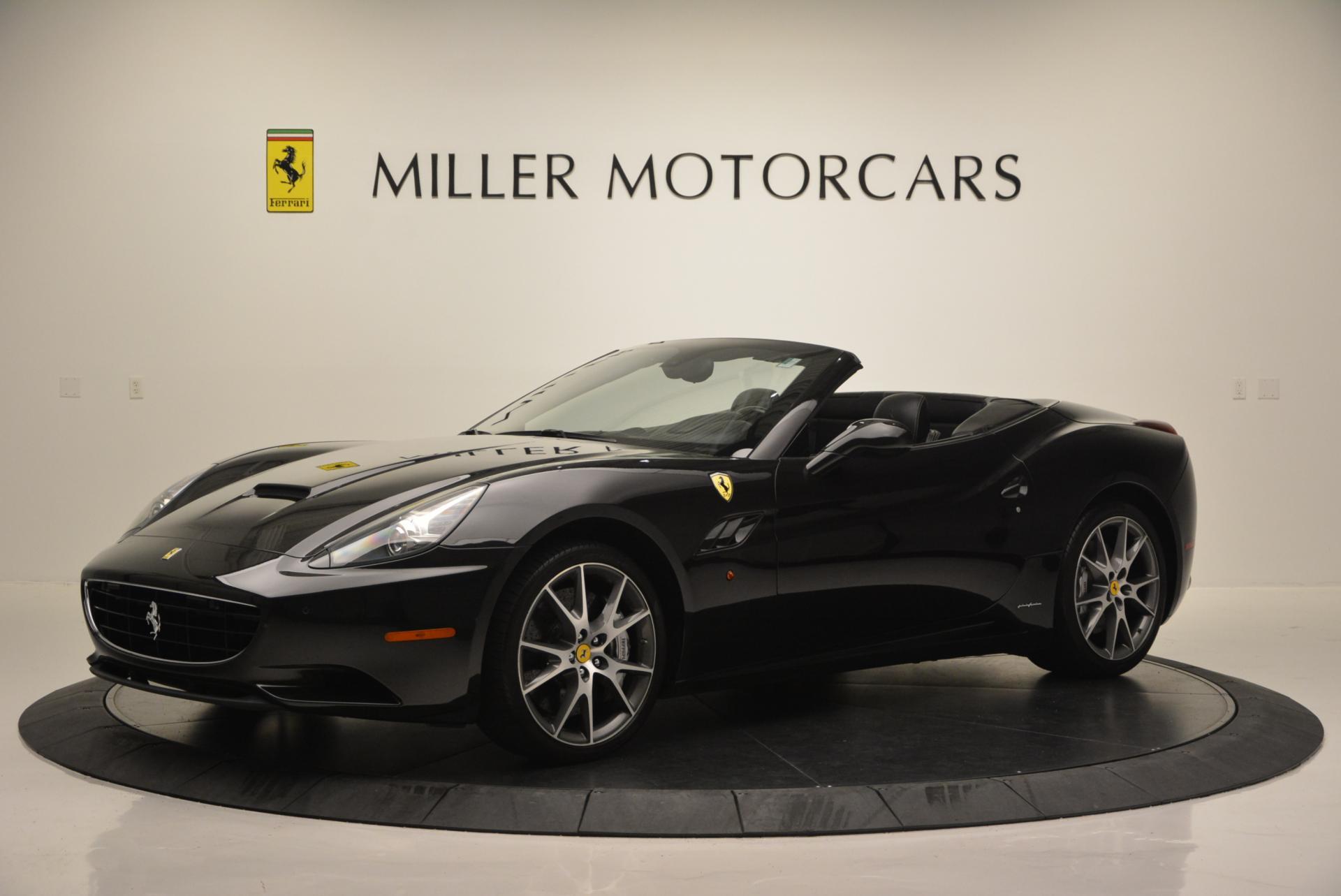 Used 2012 Ferrari California  For Sale In Westport, CT 540_p2