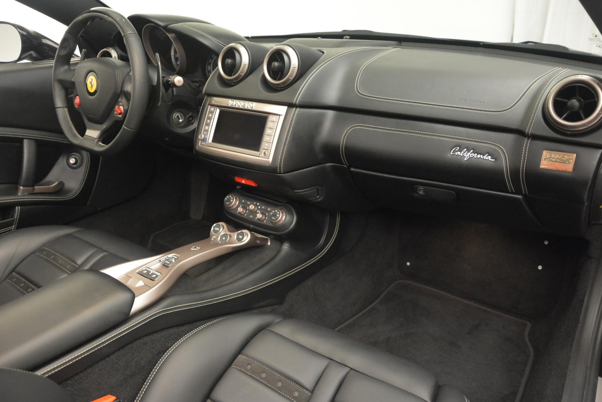 Used 2012 Ferrari California  For Sale In Westport, CT 540_p30