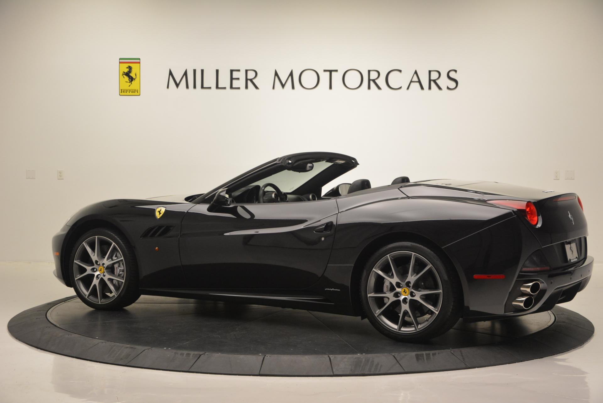 Used 2012 Ferrari California  For Sale In Westport, CT 540_p4