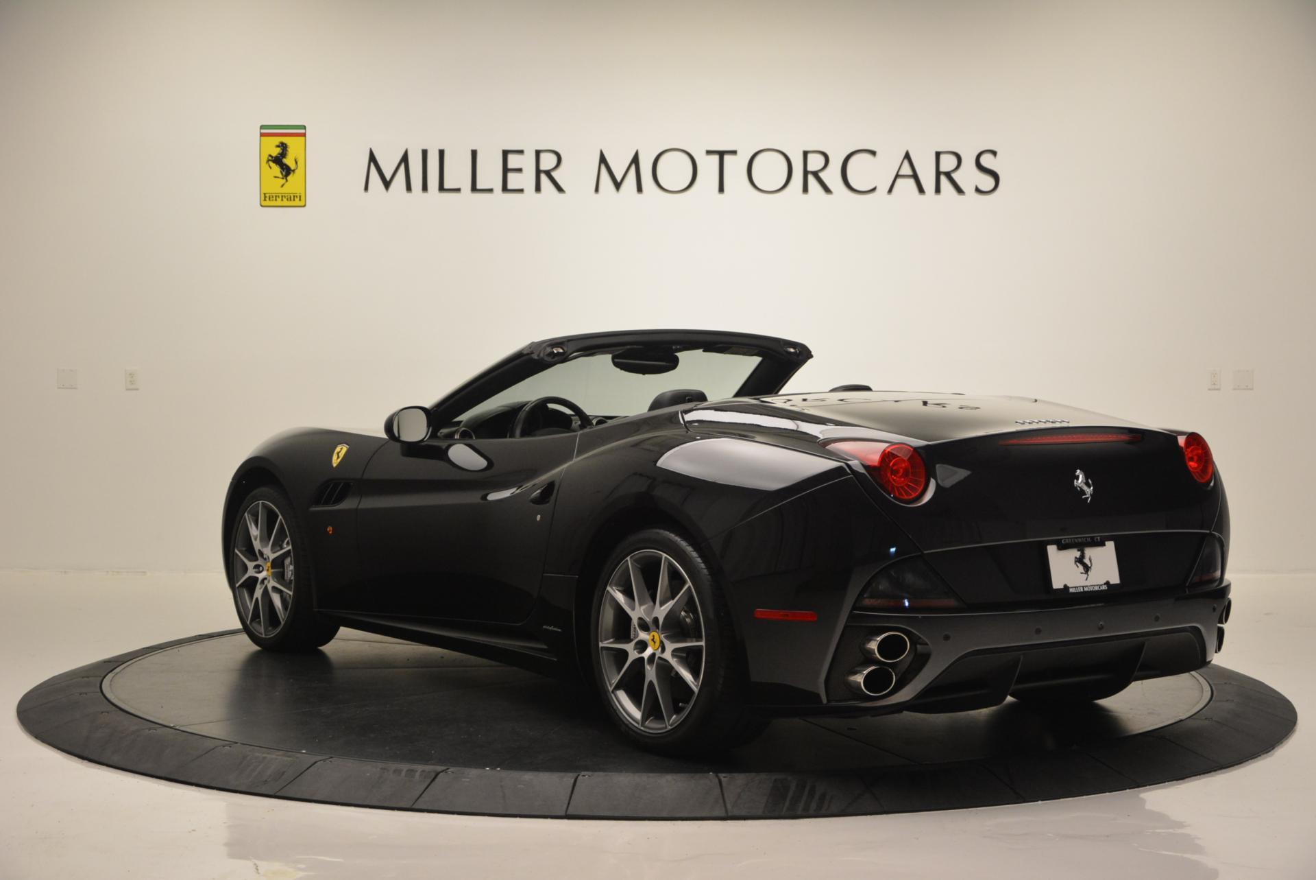 Used 2012 Ferrari California  For Sale In Westport, CT 540_p5