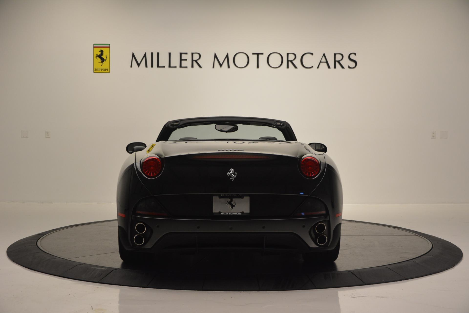 Used 2012 Ferrari California  For Sale In Westport, CT 540_p6