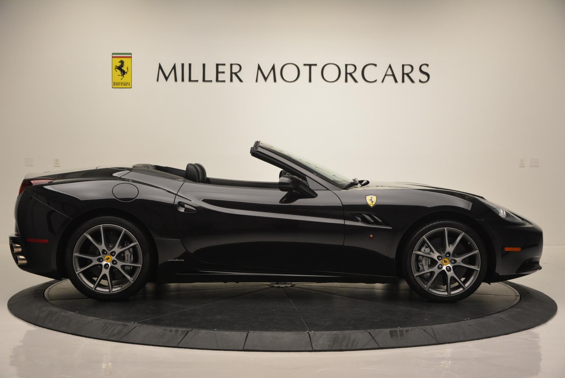 Used 2012 Ferrari California  For Sale In Westport, CT 540_p9