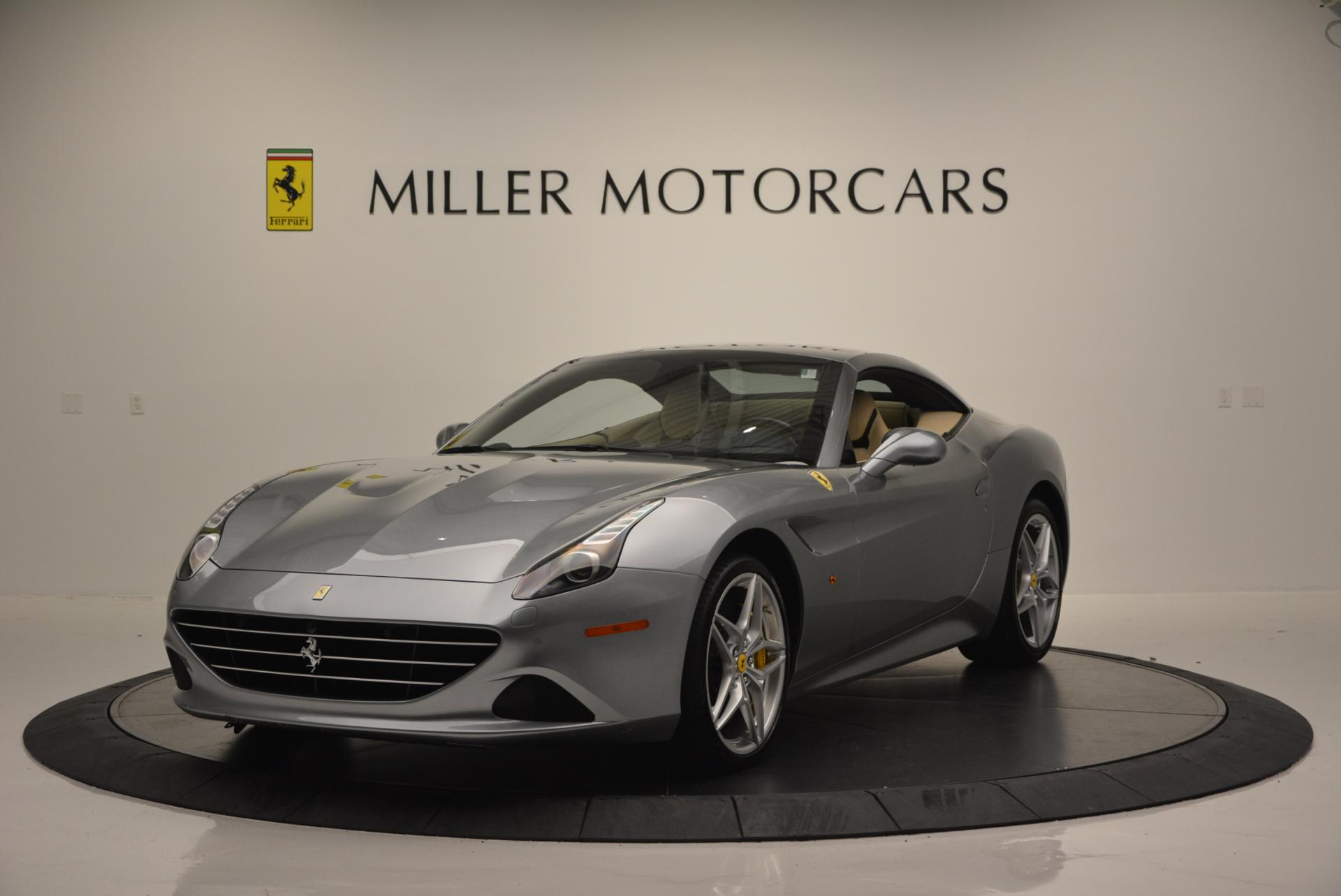Used 2015 Ferrari California T  For Sale In Westport, CT 541_p13