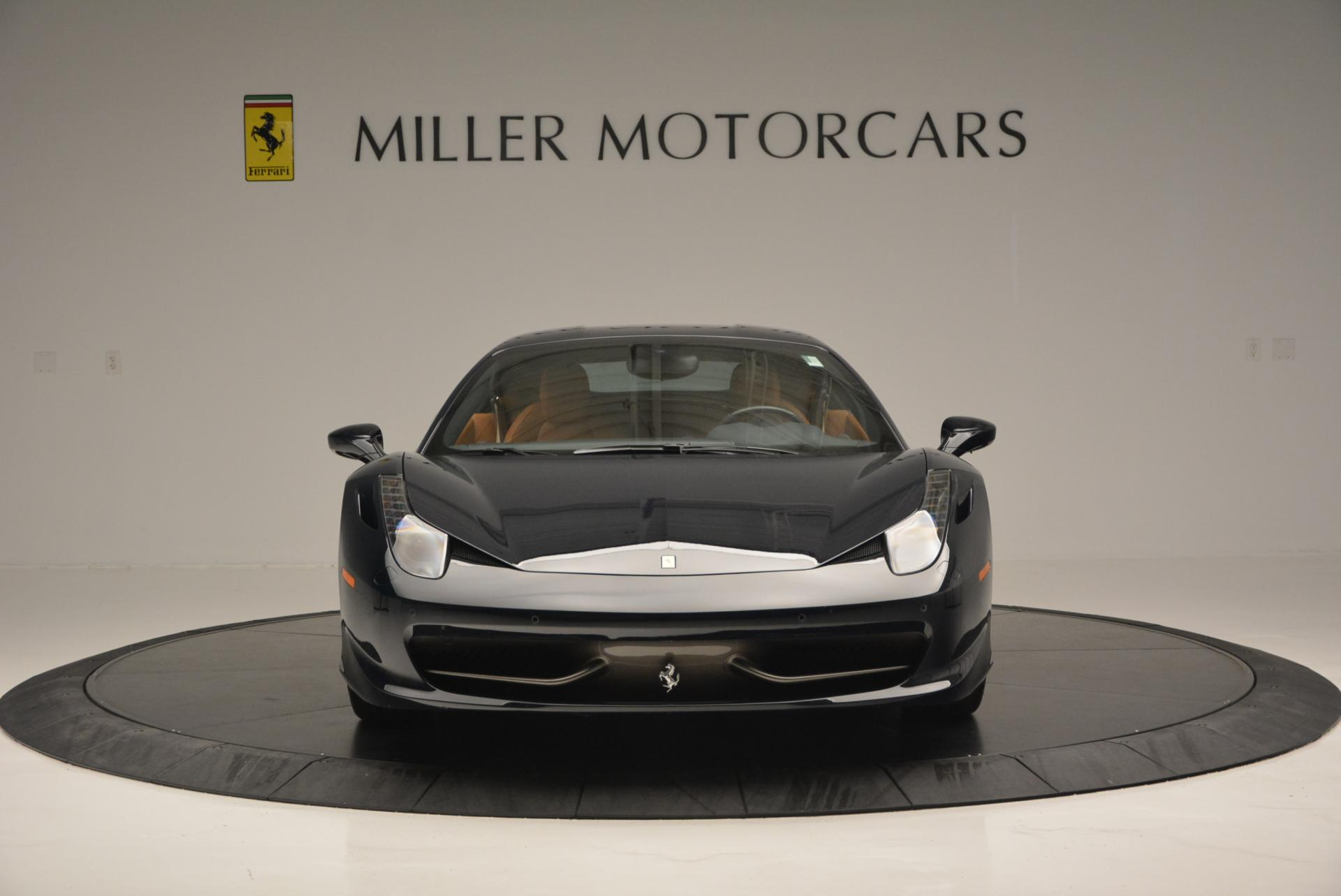 Used 2010 Ferrari 458 Italia  For Sale In Westport, CT 543_p12