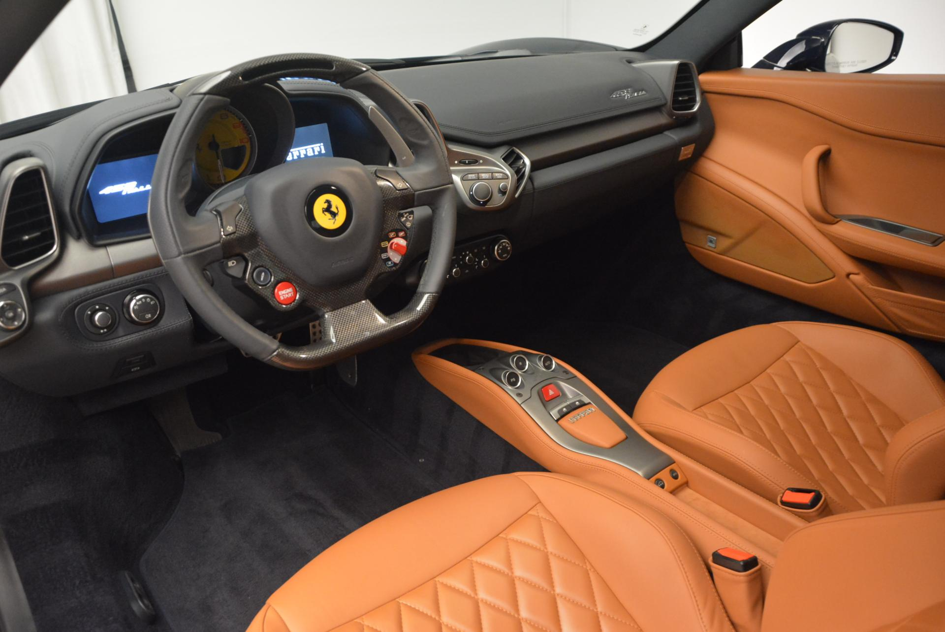 Used 2010 Ferrari 458 Italia  For Sale In Westport, CT 543_p13