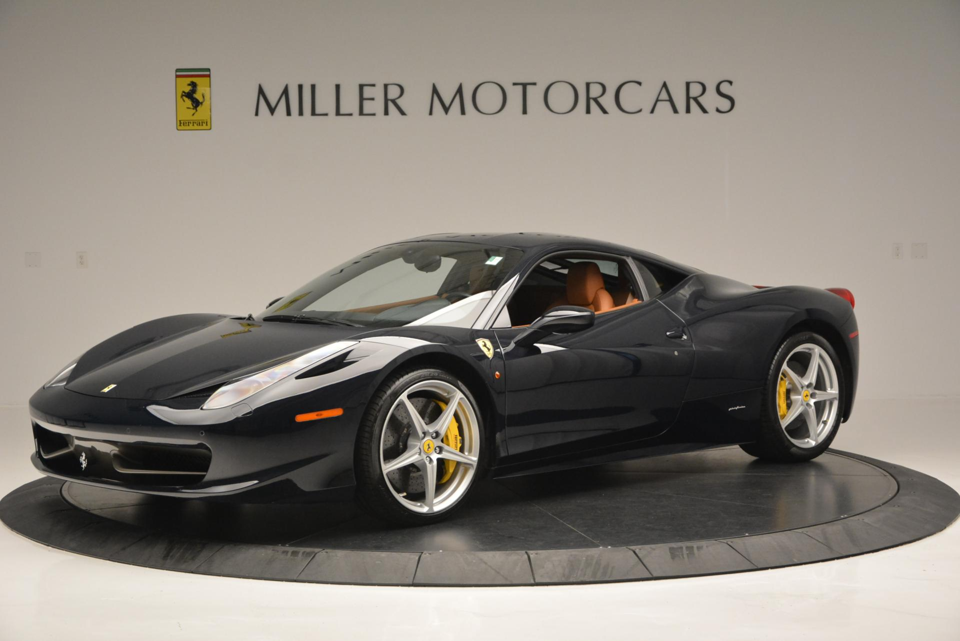 Used 2010 Ferrari 458 Italia  For Sale In Westport, CT 543_p2