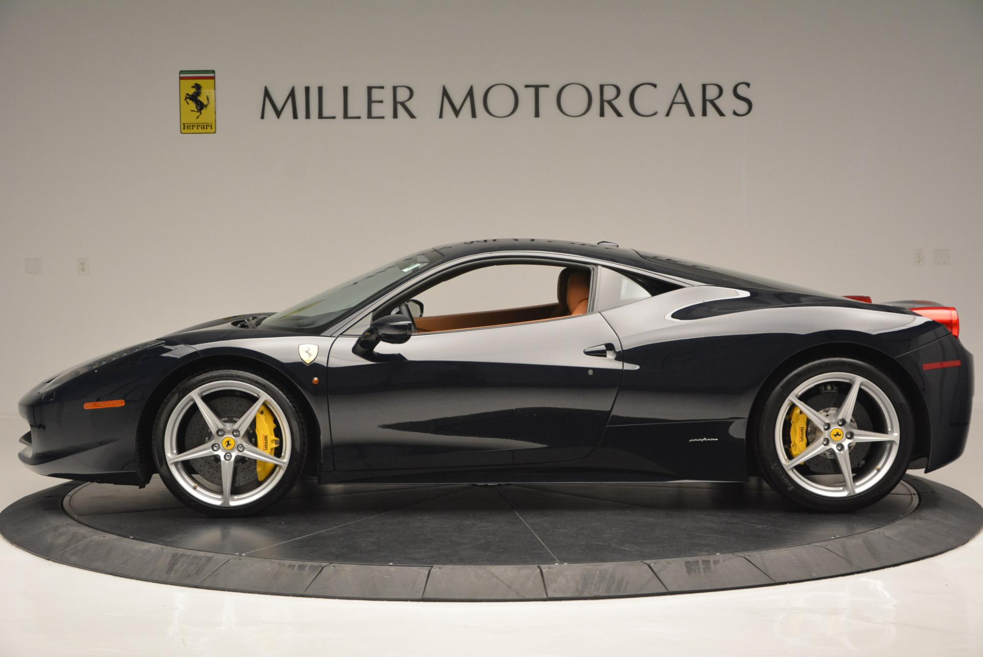 Used 2010 Ferrari 458 Italia  For Sale In Westport, CT 543_p3