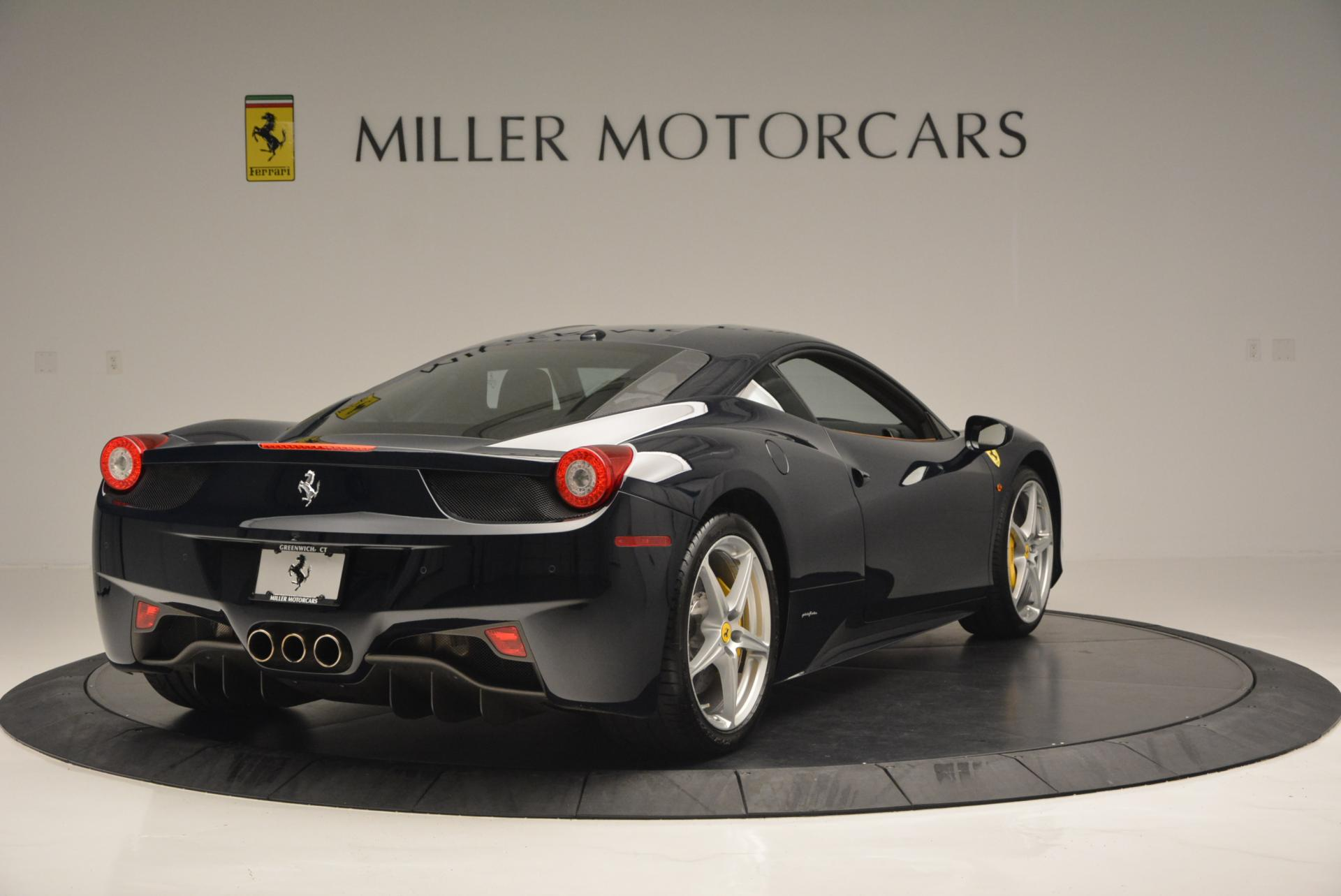 Used 2010 Ferrari 458 Italia  For Sale In Westport, CT 543_p7