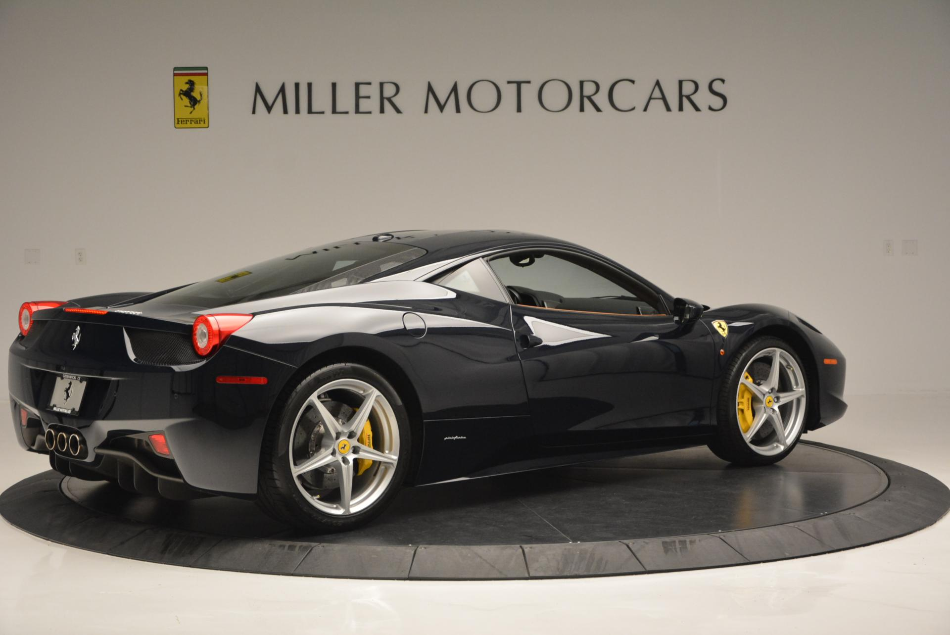 Used 2010 Ferrari 458 Italia  For Sale In Westport, CT 543_p8
