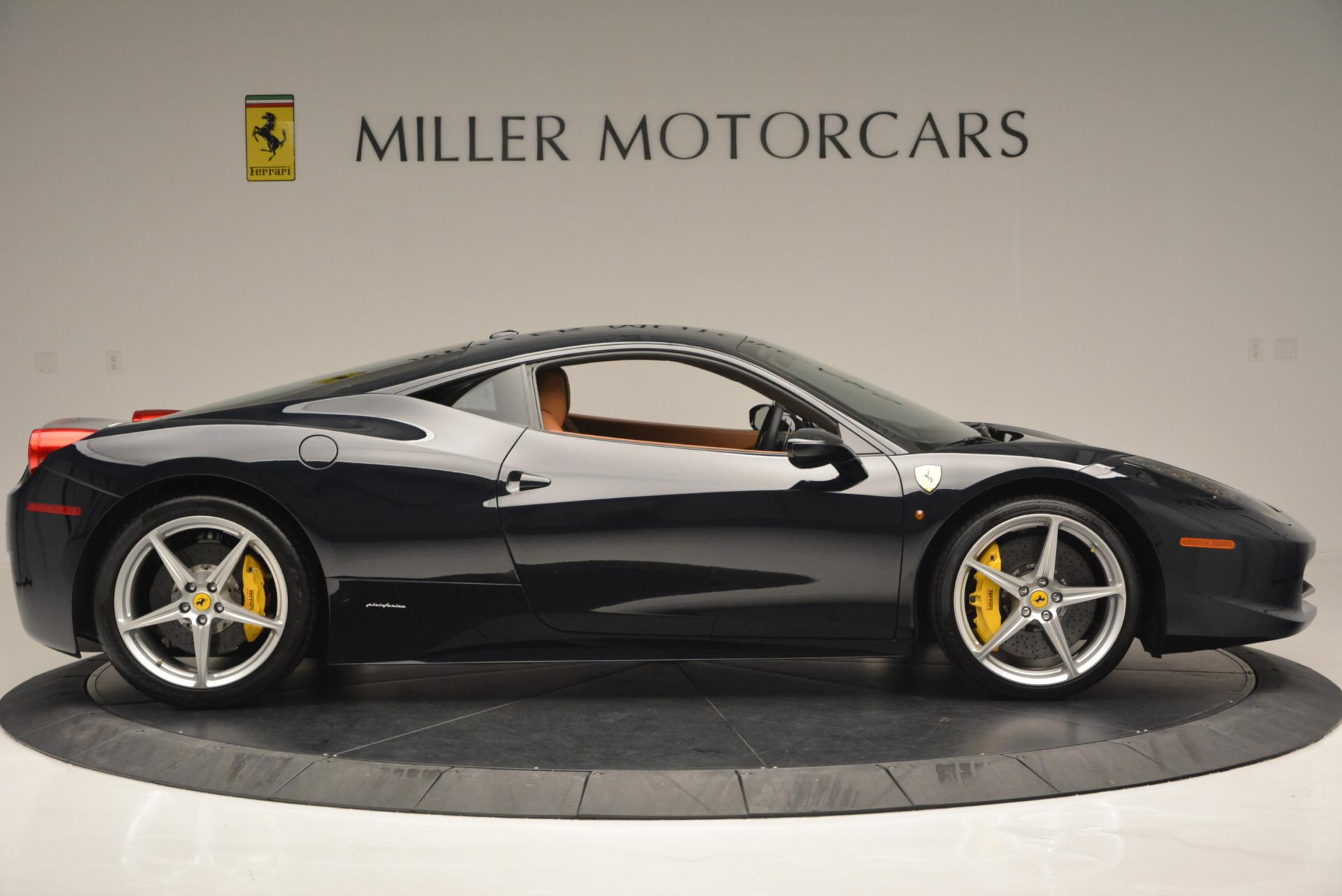 Used 2010 Ferrari 458 Italia  For Sale In Westport, CT 543_p9