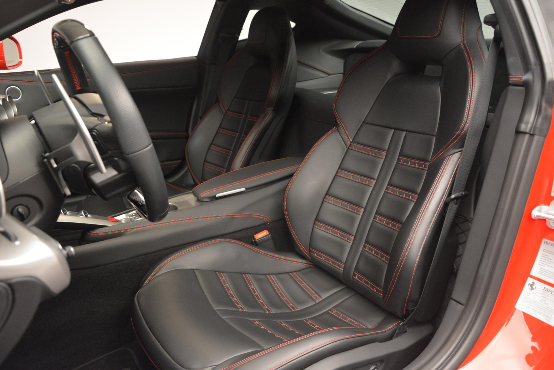 Used 2015 Ferrari F12 Berlinetta  For Sale In Westport, CT 545_p14