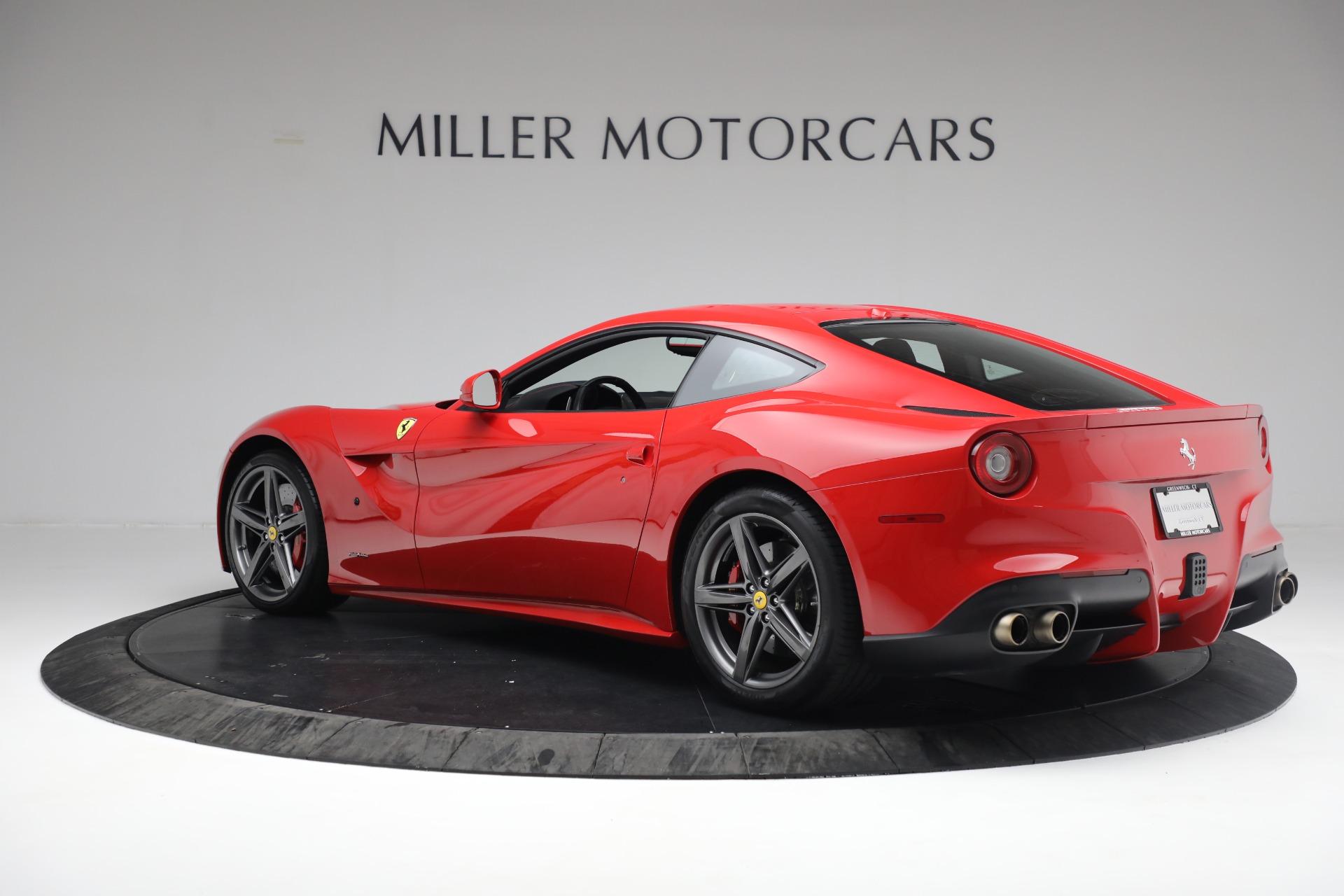 Used 2015 Ferrari F12 Berlinetta  For Sale In Westport, CT 545_p3
