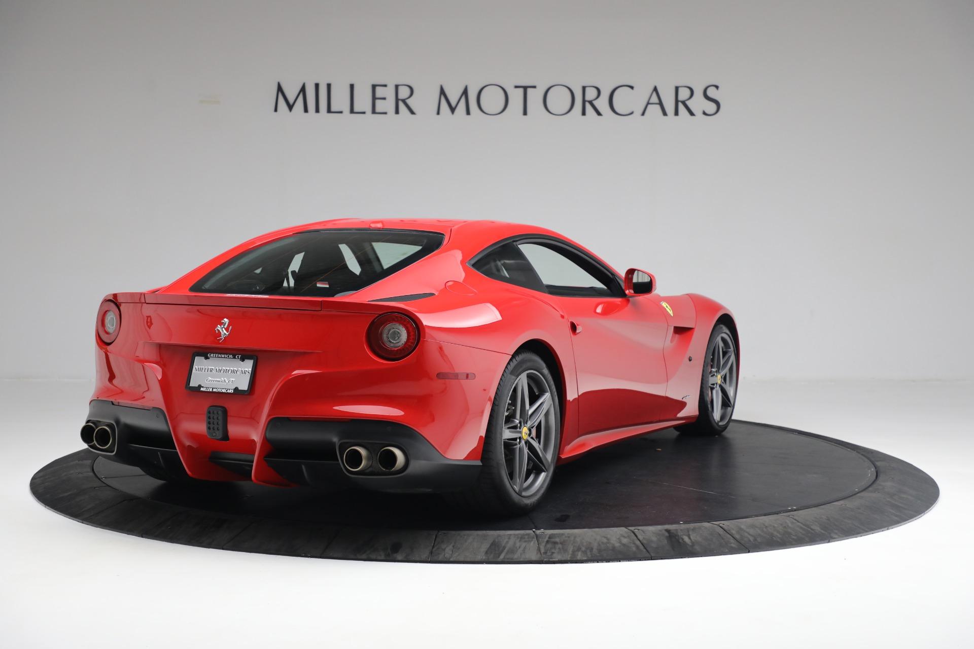 Used 2015 Ferrari F12 Berlinetta  For Sale In Westport, CT 545_p6