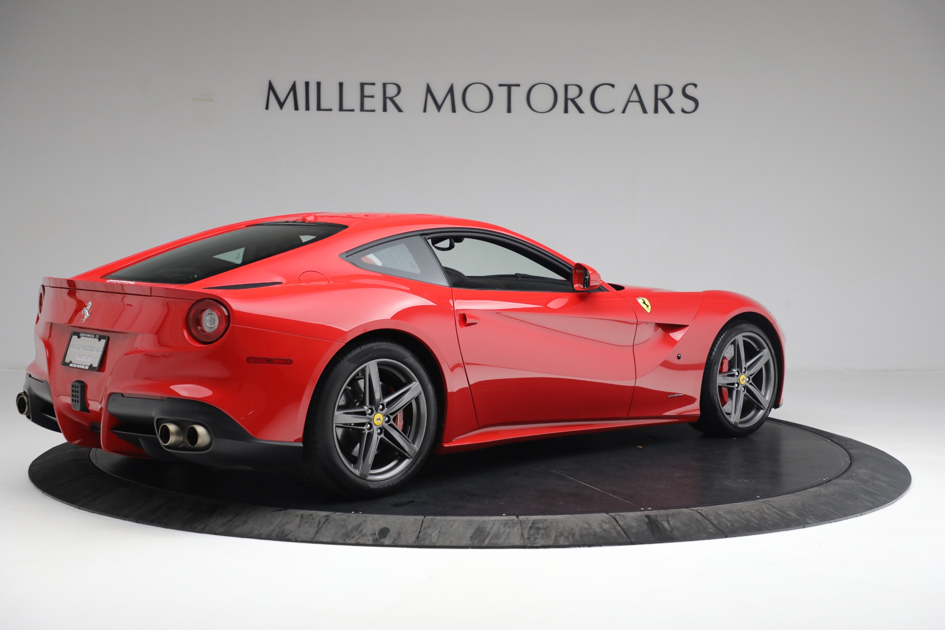 Used 2015 Ferrari F12 Berlinetta  For Sale In Westport, CT 545_p7