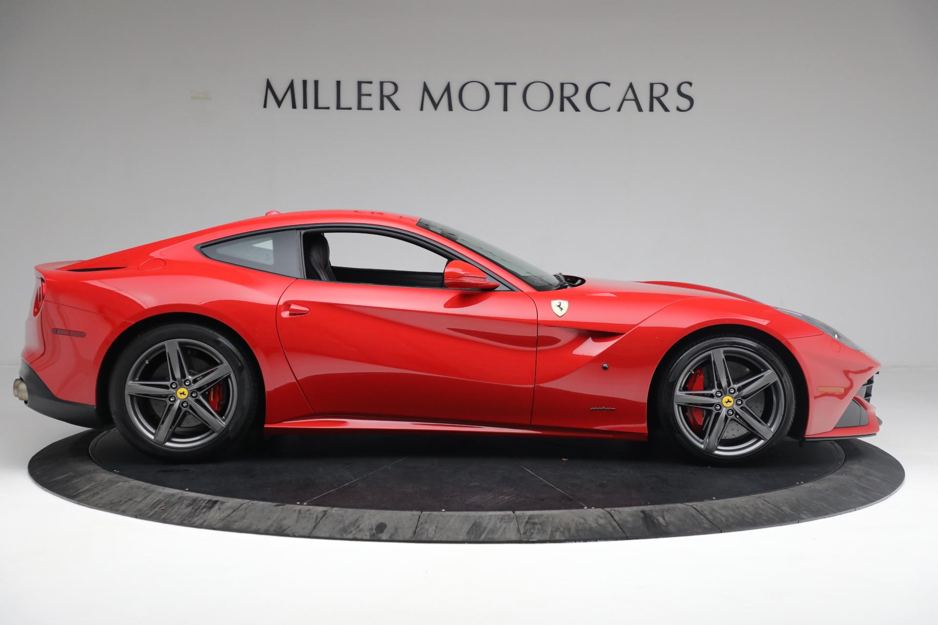 Used 2015 Ferrari F12 Berlinetta  For Sale In Westport, CT 545_p8