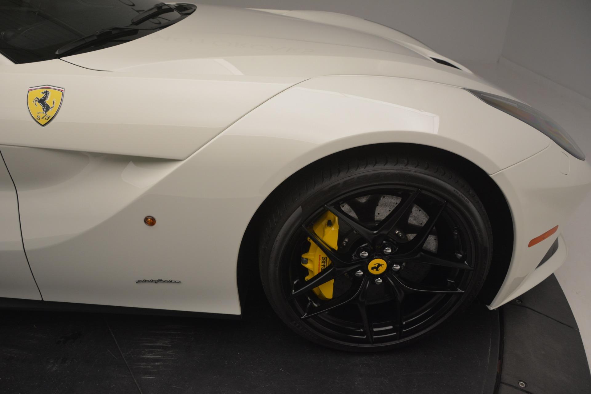 Used 2015 Ferrari F12 Berlinetta  For Sale In Westport, CT 546_p13