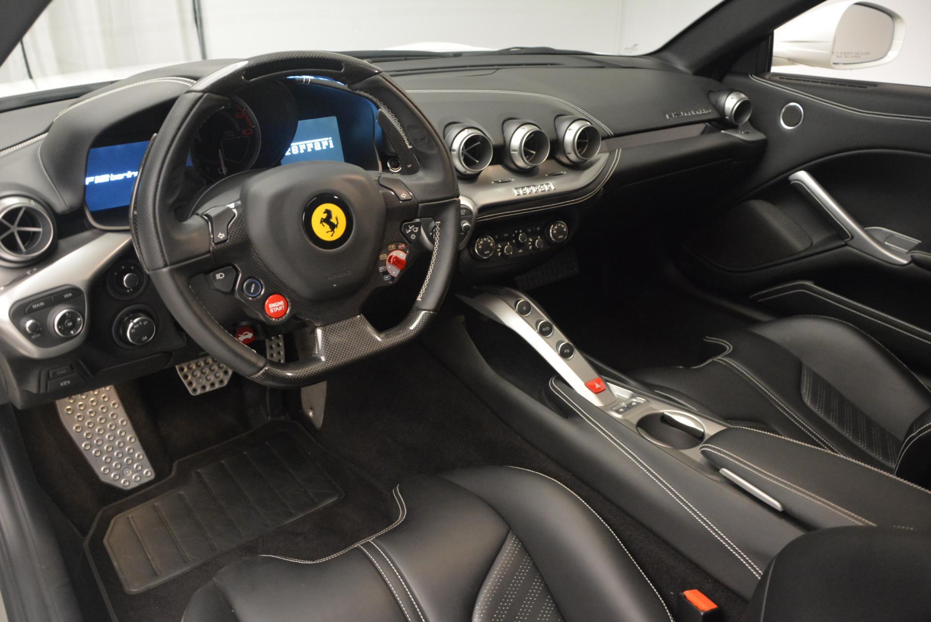 Used 2015 Ferrari F12 Berlinetta  For Sale In Westport, CT 546_p14