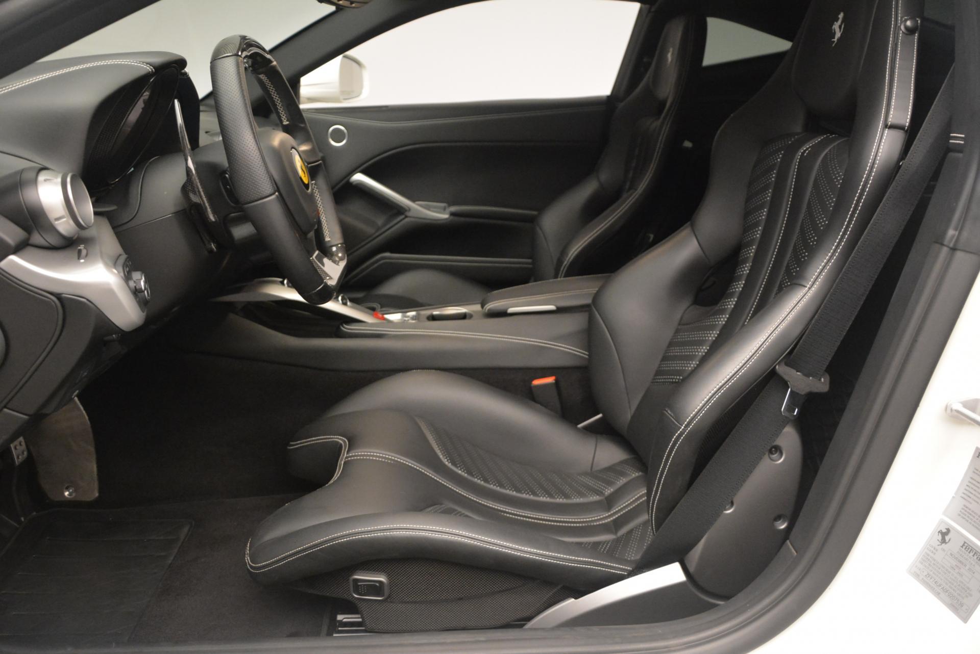 Used 2015 Ferrari F12 Berlinetta  For Sale In Westport, CT 546_p15